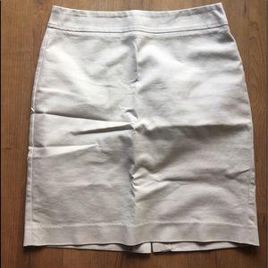 💗3 for 12💗Banana Republic 6 Pencil Skirt EUC